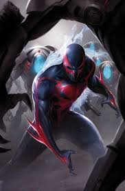 spider man 2099 by francesco mattina marvel pinterest spider