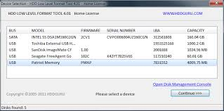 format hard disk tool hddguru hdd llf low level format tool