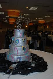wedding cakes wi wedding cakes silve peacock tamara s cakes fox valley wi