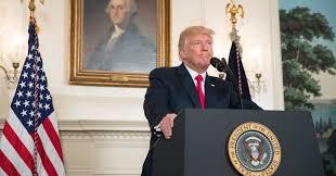 Trump Kumbaya New Outcry As Trump Rebukes Charlottesville Racists 2 Days Later