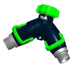 ray padula rp siyt thumb control deluxe hose faucet splitter