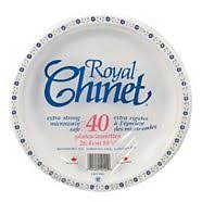 chinet plates royal chinet luncheon paper plates 8 75 in 40 pc canadian tire