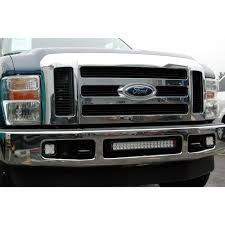 f250 led light bar ford superduty bumper mount for led light bar 2008 2010 xil