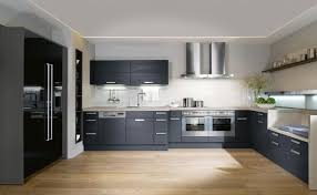 Kitchen Interior Designs Interior Exterior Plan Make Your Kitchen Versatile With Black