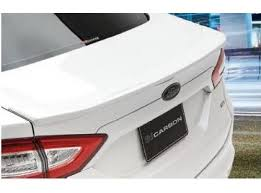 2013 ford fusion spoiler ford ford fusion fusion exterior accessories accessories 2013