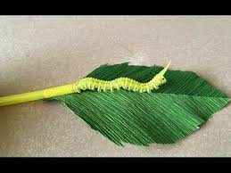 How To Make A Paper Worm - abc tv how to make a worm from straw craft tutorial