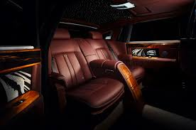 roll royce inside armored rolls royce ghost