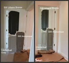 Colored Interior Doors Best Decision Painting All Our Interior Doors Sherwin