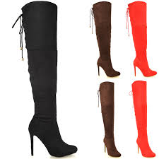 womens knee high boots canada womens knee high heel boots with innovation sobatapk com