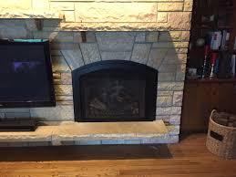 mendota fullview 44 gas insert archives twin city fireplace u0026 stone
