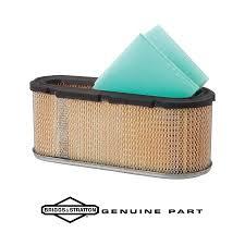 shop briggs u0026 stratton paper air filter at lowes com