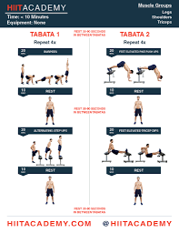 Full Body Dumbbell Workout No Bench Finish This Tabata Hiit Workout In Under 10 Minutes From Hiit