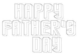 father u0027s day free printable coloring cards a and a glue gun