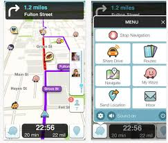 waze android waze on ios and android updated ubergizmo