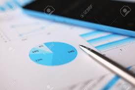 bureau enquete calculatrice de smartphone et statistiques financières ondisplay