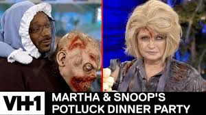 Potluck Meme - martha stewart brings a corpse to the kitchen sneak peek martha