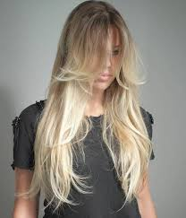 haircut for wispy hair 40 long hairstyles and haircuts for fine hair with an illusion of