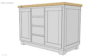 kitchen island plans diy 33 staggering picture of diy kitchen island building plans for