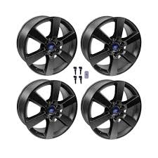 ford performance m 1007k p20xb f 150 wheel 20x8 5 matte black 15 16