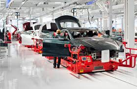 bmw factory assembly line tesla u0027s new manufacturing chief has a lot on his plate model 3