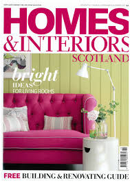 scottish homes and interiors press media press clippings craft scotland