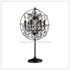Mini Chandelier Table Lamp Chandelier Table Lamp Home Design Gallery