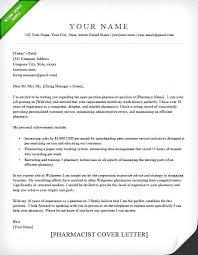 sample resume cover letter for job fair pharmacist genius elegant