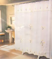 bathroom lace curtain ideas curtains with attached valance lace curtains with attached valance set shower curtain double swag
