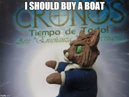 Cat Buy A Boat Meme - i should buy a boat cat modeling clay meme by cronostiempodetodo
