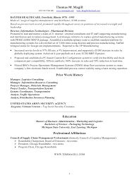 Pmo Sample Resume by Magill Thomas Resume Pmo Process 2010