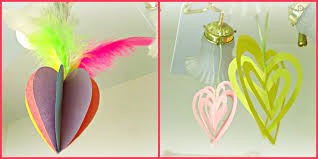 s day crafts 3d ornaments