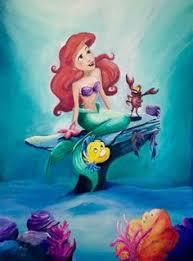 ariel mermaid butterflycreation etsy 30 00
