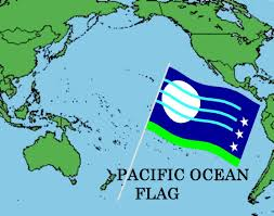 Map Of Pacific Ocean The Voice Of Vexillology Flags U0026 Heraldry Pacific Ocean Flag