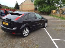 2006 ford focus 1 6 sport 5 door hatchback manual petrol 75k