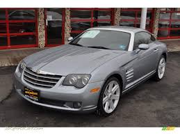 2004 chrysler crossfire limited coupe in sapphire silver blue