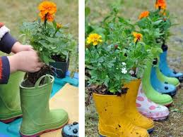 Garden decorating ideas on a bud Easy DIY projects