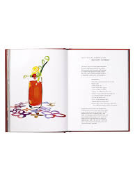 organic bloody mix the bloody book by st regis hotel gilt