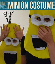Minion Halloween Costumes Kids Minion Costume Diy Projects Craft Ideas U0026 U0027s