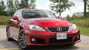 red lexus 2008 2008 2013 lexus is f used vehicle review