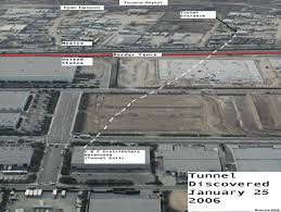 Us Mexico Border Map by The Tunnel And Other Border Troubles Blog Thirteen New York