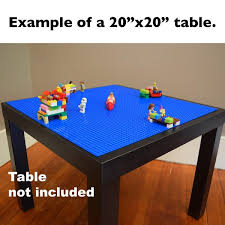 plates that stick to table blue peel n stick baseplates 4 pack compatible creative qt
