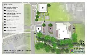 document center greenwood releases site plan for new mrs curl