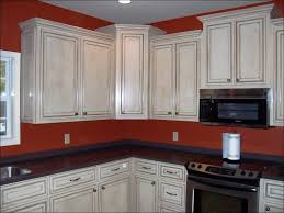 Red Kitchen With White Cabinets Kitchen Red Kitchen Accessories Red And Grey Kitchen Gray