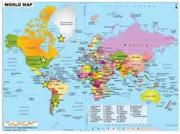 Daylight World Map by Daylight Around The World Gretchen Brinza