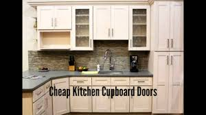 Cheap Replacement Kitchen Cabinet Doors Cheap Kitchen Cupboard Doors Youtube