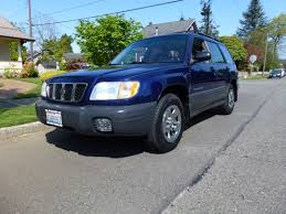 blue subaru forester 2015 2001 subaru forester in blue for sale awd auto sales