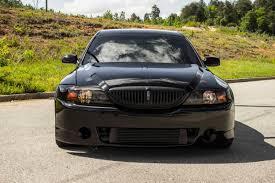 luxury family car david norton u0027s turbocharged 2002 lincoln what a luxury