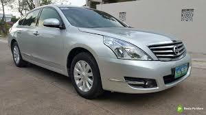 nissan teana 2013 interior 2013 nissan teana 250xl free philippines buy and sell classified