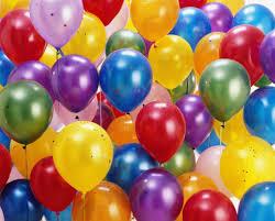 birthday balloons birthday balloons posters prints by corbis