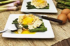 egg clouds farm fresh to you recipe green garlic spring onion and